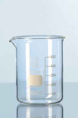 Schott Duran - Beaker, Low Form, 250 Ml Duran