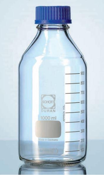 Laboratuvar Şişesi GL 45 500 ml