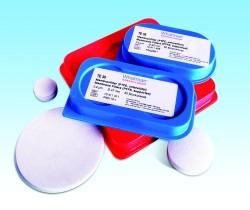 GEHC-Whatman - Membrane Circles, PTFE, White Plain, 0.2µm 25mm 100/pk