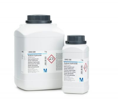 Merck Millipore - 106462 | Sodyum hidroksit peletler saf 1 Kg