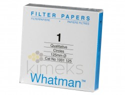 GEHC-Whatman - Grade 1 Circles, 125mm 100/pk