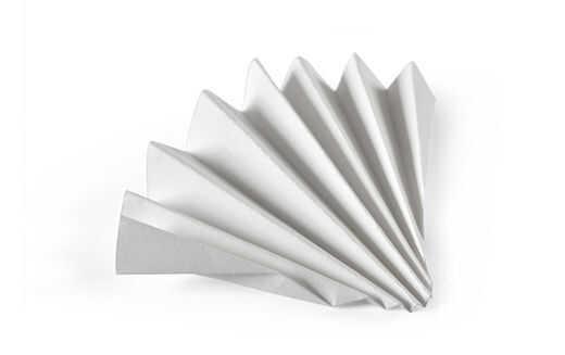 595 1/2 Folded Circles - 185 mm 100/pk