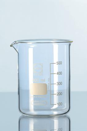 Beaker, Low Form, 250 Ml Duran