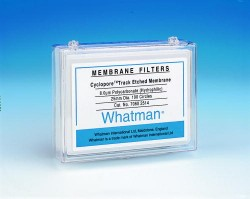 GEHC-Whatman - Cyclopore PC, 5µm 47mm 100/pk