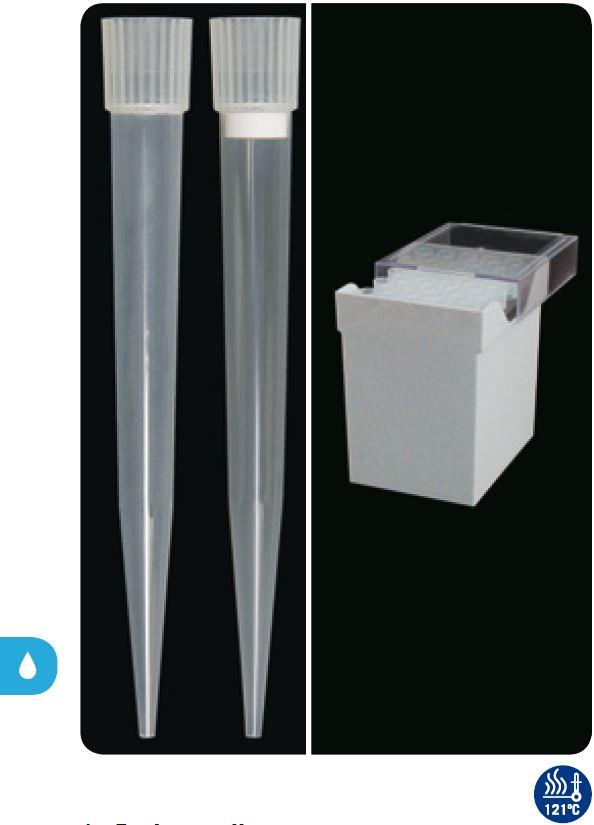 Pipet ucu (Tip) 1-5 ml 250 adet