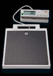 seca - Tıbbi kullanım için onaylanmış Kablolu Geniş ekranlı Baskül Class III,200 kg