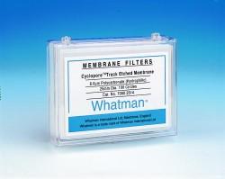 GEHC-Whatman - Membrane Circles, Cyclopore PC, 0.2ìm 47mm 100/pk