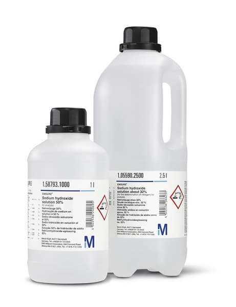 Merck Formaldehit çözeltisi min. %37 yaklaşık %10 metanol ile stabilize edilmiş 2,5 Litre