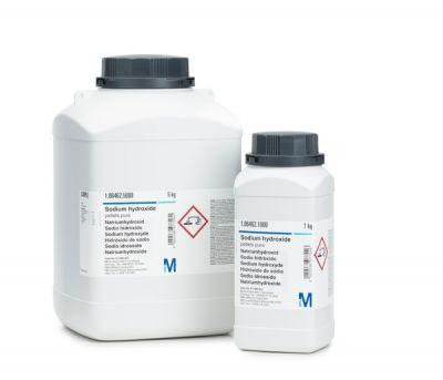 106462 | Sodyum hidroksit peletler saf 1 Kg
