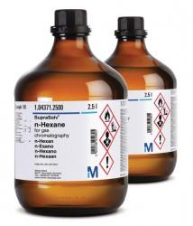 Merck - 104371  N-Hekzan gaz kromatografisi ECD ve FID için Suprasolv (ÖTV)