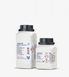 Merck Millipore - Potasyum hidroksit peletler saf 1 Kg