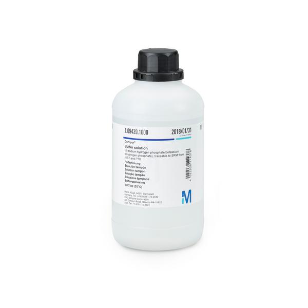 109439 | Tampon çözelti pH 7 1 Litre