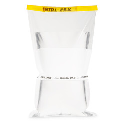 Yazılabilir Steril Numune Poşeti 532 ml 11,5x23 cm 500 Adet - Thumbnail