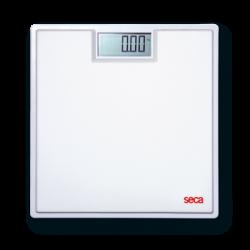 seca - SECA 803 Dijital Yer Baskülü, Beyaz