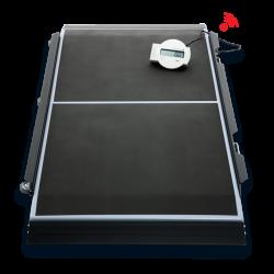seca - Yenilikçi hafıza fonksiyonu ile elektronik ortamda terazisi ,Class III,300 kg